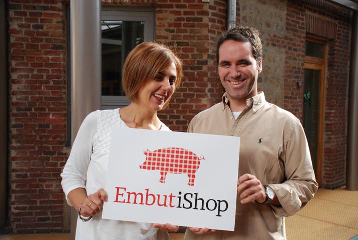 Cofundadores de EmbutiShop