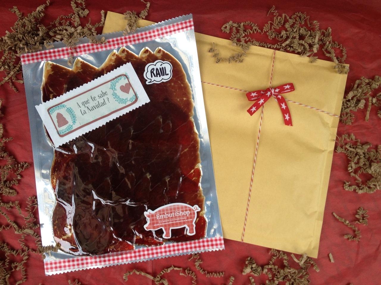 ideas originales regalos originales para navidad una tarjeta navidea con sabor a pueblo